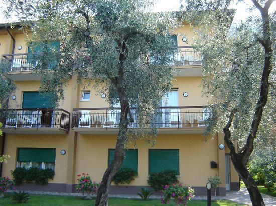 Hotel Casa Chincarini: Vorderansicht vom Hotel