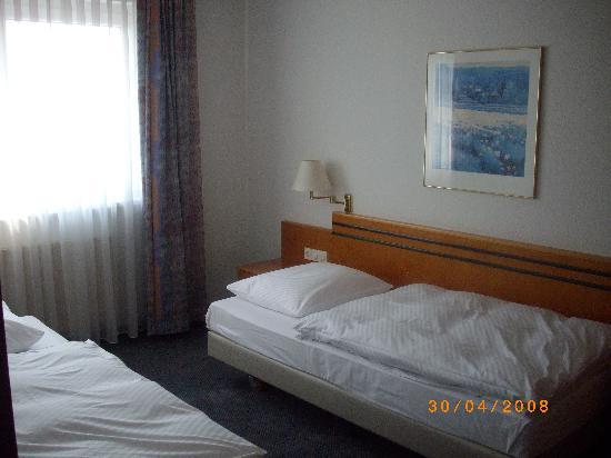 Novum Apartment Hotel am Ratsholz Leipzig: Chambre1