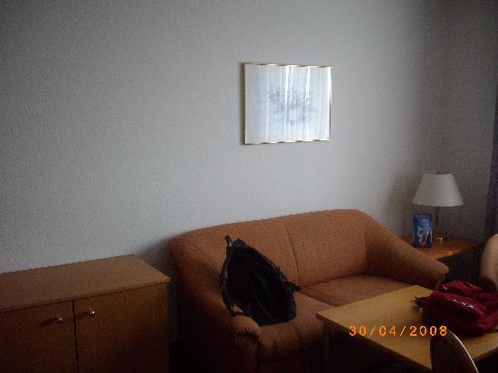 Novum Apartment Hotel am Ratsholz Leipzig: Salon2