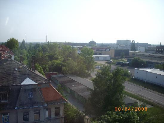Novum Apartment Hotel am Ratsholz Leipzig: vue2