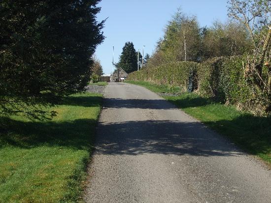 Graysonside: The swish driveway