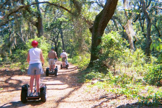 Ecomotion Segway Tours : Sure beats walking!