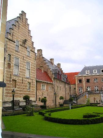 het Markiezenhof in the center of Bergen op Zoom