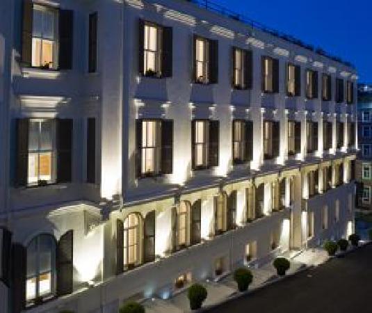 Tomtom Suites : hotel