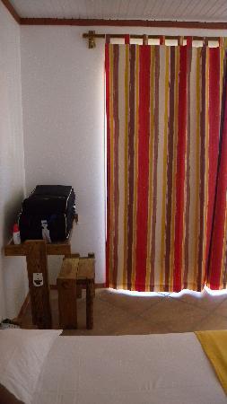 HOTEL CAP MACABOU : chambre spacieuse