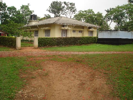 Thaneerhulla Cottage-View from behind - Picture of ...