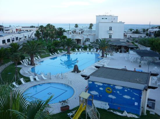 Gabbiano Hotel: Struttura