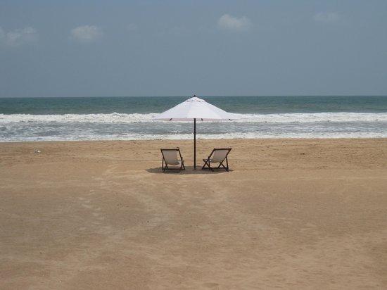 Casa Siena : Beach