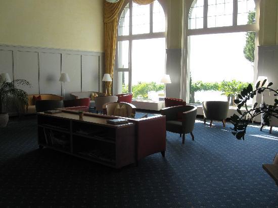 Parkhotel Gunten: salon
