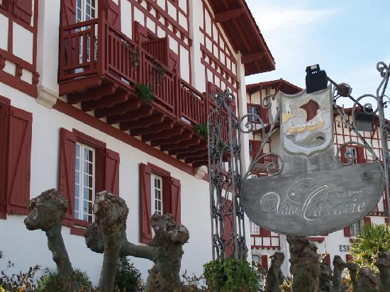 Villa Catarie Hotel: Devanture