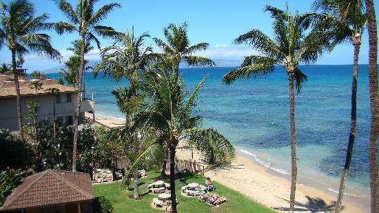 Hale Mahina Beach Resort: From the Lani