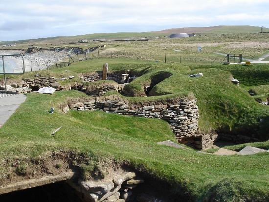 Оркнейские острова, UK: Skara Brae