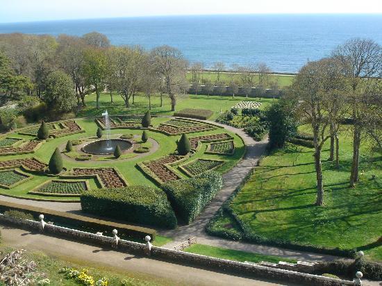 Оркнейские острова, UK: Dunrobin Castle