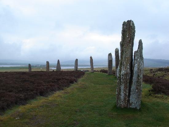 Оркнейские острова, UK: Ring of Brodgar