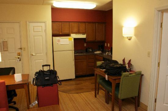 Residence Inn Chicago Schaumburg: Kitchen / Dining area
