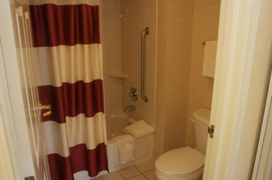 Residence Inn Chicago Schaumburg: Bathroom