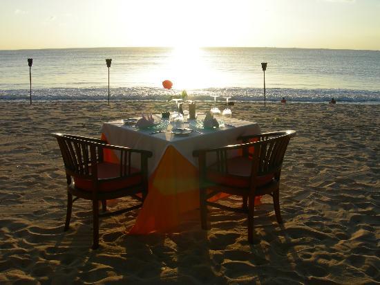 Belmond Jimbaran Puri: Romantik pur