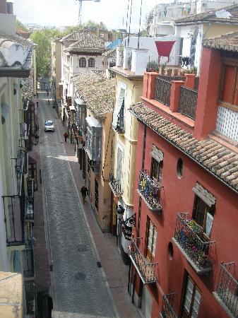 Apartamentos Turisticos San Matias : Vista desde terraza suite II