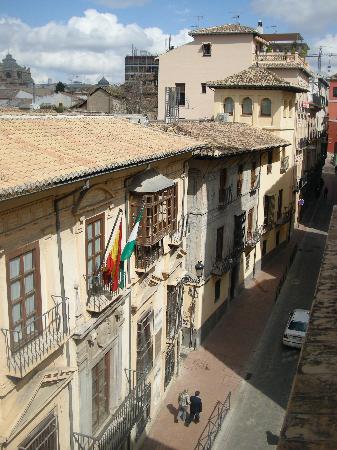 Apartamentos Turisticos San Matias : Vista desde terraza suite III