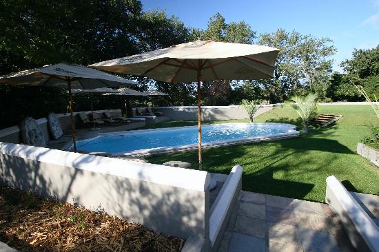 Schoone Oordt Country House : the pool