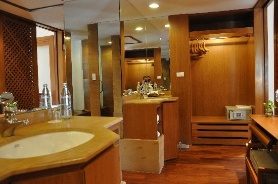 Nakamanda Resort & Spa: Sala Villa private terrace