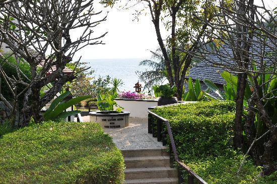 Nakamanda Resort & Spa: Sala Villa tub