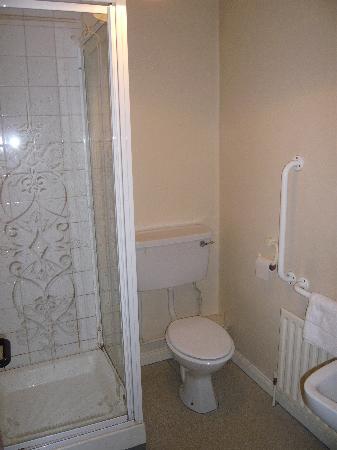 Iona Inn: salle de bain
