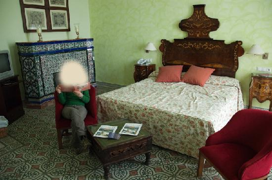 Palacete Mirador: suite