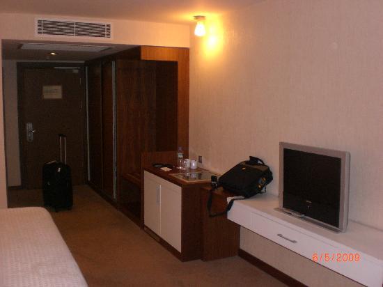 Kordon Hotel Pasaport: room view