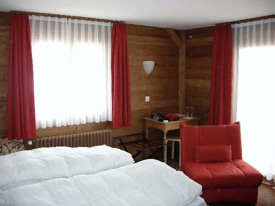 Arosa Vetter Hotel: New renovated room