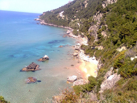 Mirtiotissa Beach