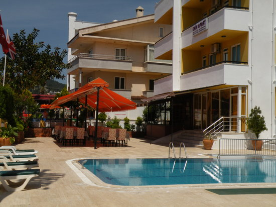 Ekin Hotel: Ekin Apartments - new this year