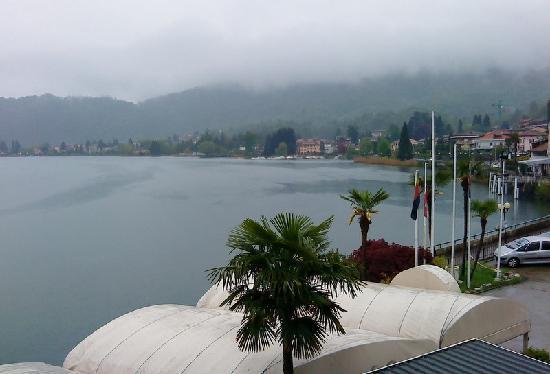 Hotel Socrate : vue sur le lac