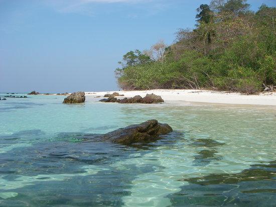 Κράμπι, Ταϊλάνδη: Bamboo Island