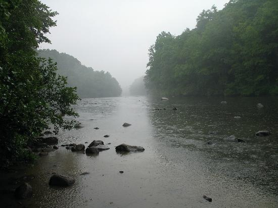 Deep Creek Lake State Park: Youghiogheny River