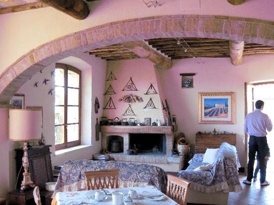 Agriturismo San Giorgio: breakfast room