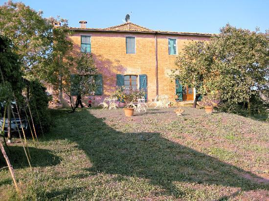 Agriturismo San Giorgio: yard