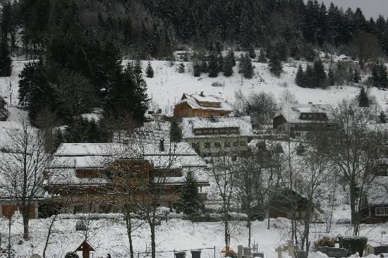 Gästehaus Grünenberg: Christmas near Grunenberg