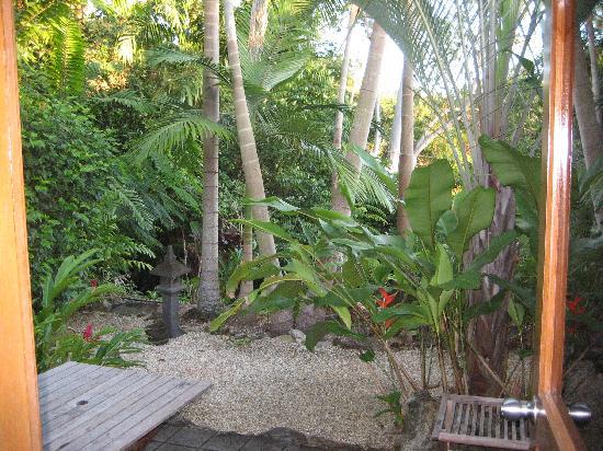 Mai Tai Resort: Room Patio View