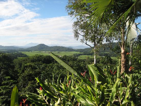 Mai Tai Resort: View from Pool