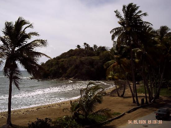 Hotel Lucia Beach Villas: Beach