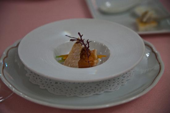 Le Chantecler : Appetizer