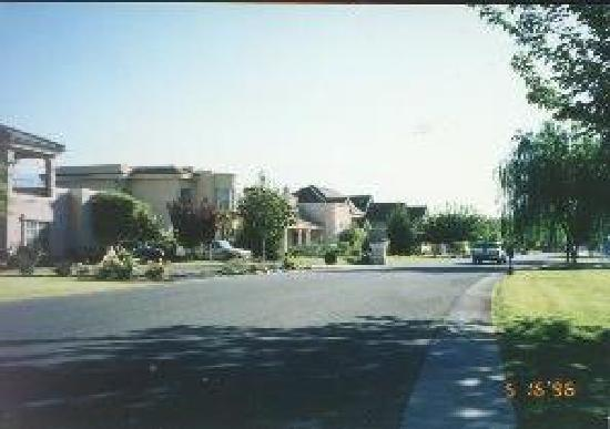 Las Cruces, NM: Neighborhood in Mesilla Park