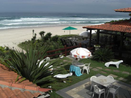 Maasai Hotel Beach & Resort: View from room