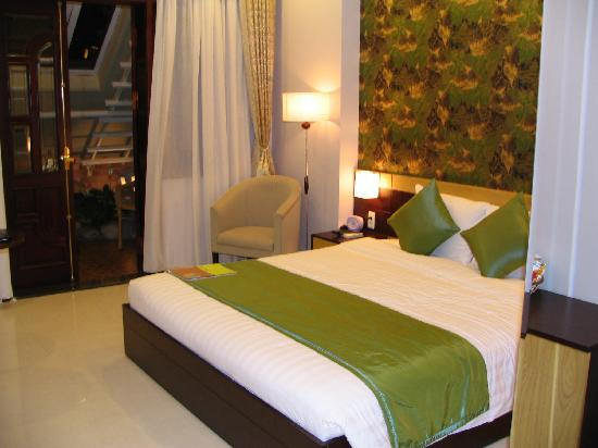 Hanoi City Palace Hotel : I stayed in this room