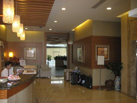 Aroma Hotel : Lobby