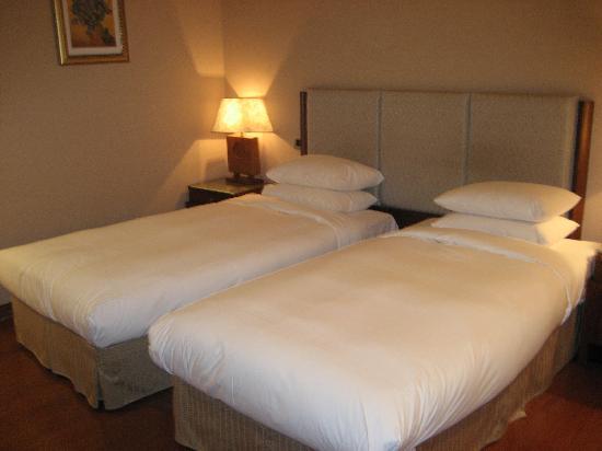 Aroma Hotel : Bedroom