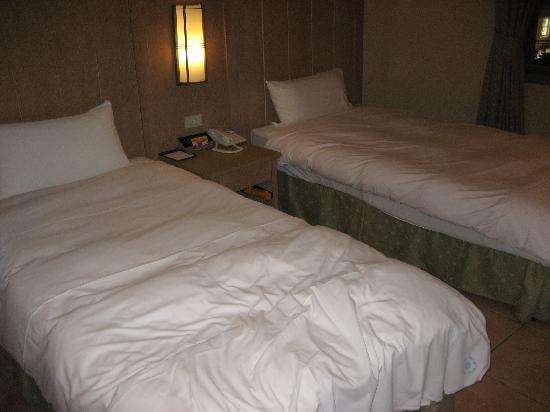 Janfusun Prince Hotel: Bedroom