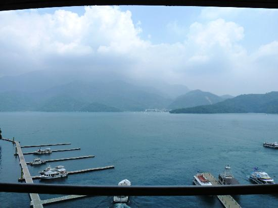 Hotel Del Lago: View of lake from my room balcony