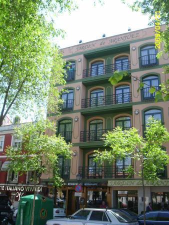 Hotel Jardin de Aranjuez